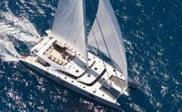 Ipharra crewed catamaran up to 12 guest caribbean mediterranean
