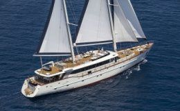 Navilux luxury gulet 37m croatia