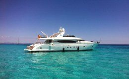 Lex maiora 24 m up to 9 guests balearics