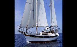 Octopus c ketch ct56 up to 12 guests for day charters ibiza