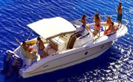 Sessa key largo 30 day charter up to 10 people ibiza