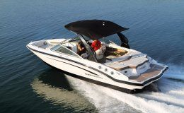 Chaparral ssi 216 day charter up to 10 guests