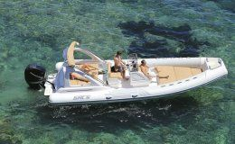 Charter boat sacs dream luxe 25 day charter up 12 guests ibiza