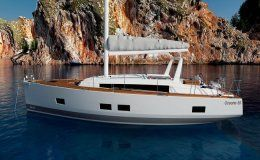 Charter yacht oceanis 55 3 double cabins tortola