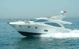Charter yacht gulf craft majesty 56 3 cabins mallorca