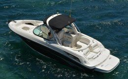 Charter boat sea ray 300 day charter ibiza