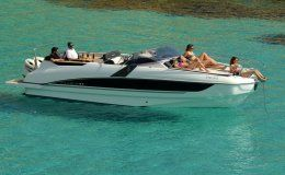 Charter boat beneteau flyer 8 8 day charter palma