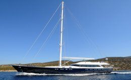 Gulmaria charter gulet in turkey
