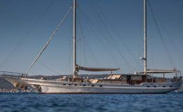 Summer princess charter gulet in croatia