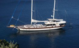 Getaway charter gulet in turkey