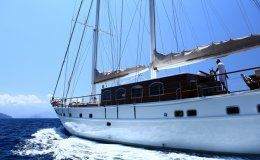 Ceo 3 catamaran for charter in turkey