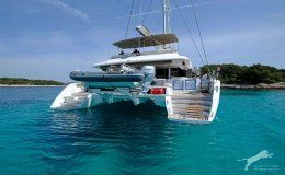 Adriatic tiger lagoon 620 yachts for charter in croacia