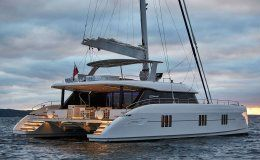 Sunreef 60 yachts for charter in croacia