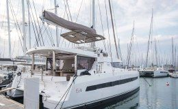 Namaste of bali bali 5 4 catamaran for charter in croatia