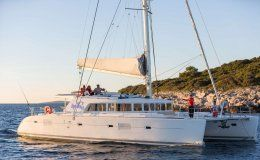 Bossa nova yachts for charter in croacia