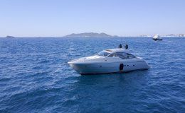 Candyman pershing 64 yachts for charter in ibiza