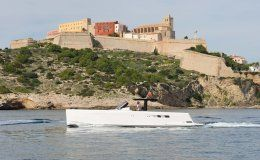 Fjord 40 boats for charter in ibiza