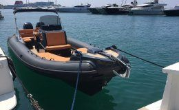 Nuova jolly prince 30 for day charter in ibiza