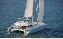 Aquatopia catamarans for charter in the bvi