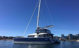 Ventana catamarans for charter in the bvi
