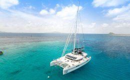 Oui cherie catamarans for charter in the bvi