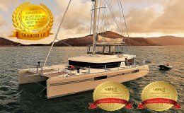 Shangri la catamarans for charter in the bvi