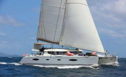 My cherie amour catamarans for charter in the bvi