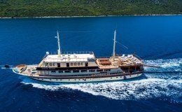 Love boat charter gulet in turkey