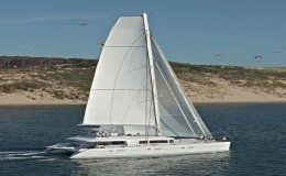 Catamaran phantom greece