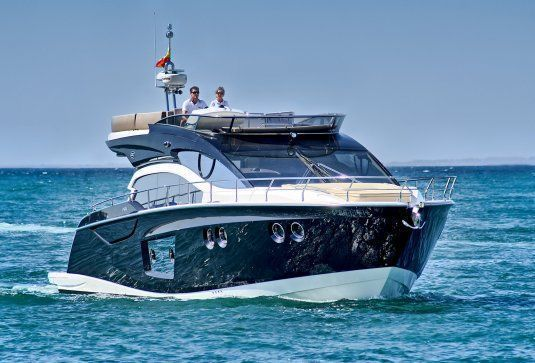 Vida sessa marine 54 3 cabins up to 12 guests for day charters ibiza