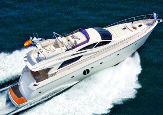 Rodman 74 day charter up to 1o guests puerto banus