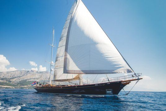 Lauran charter gulet in croatia