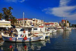 7 day itinerary around the saronic gulf
