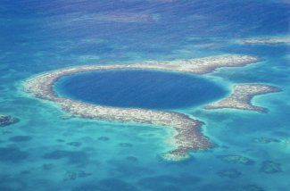 Belize and ambergris caye