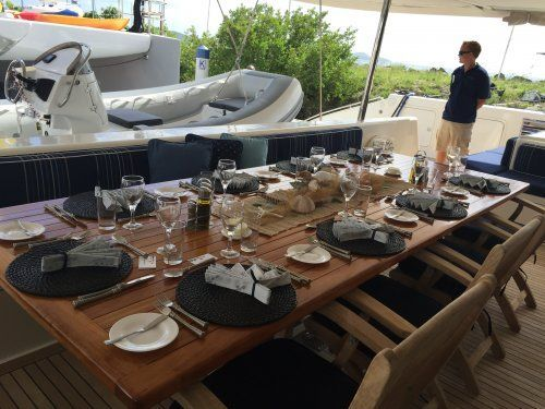 Our favourites at tortola yacht show 2015