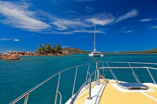 Set sail to the seychelles